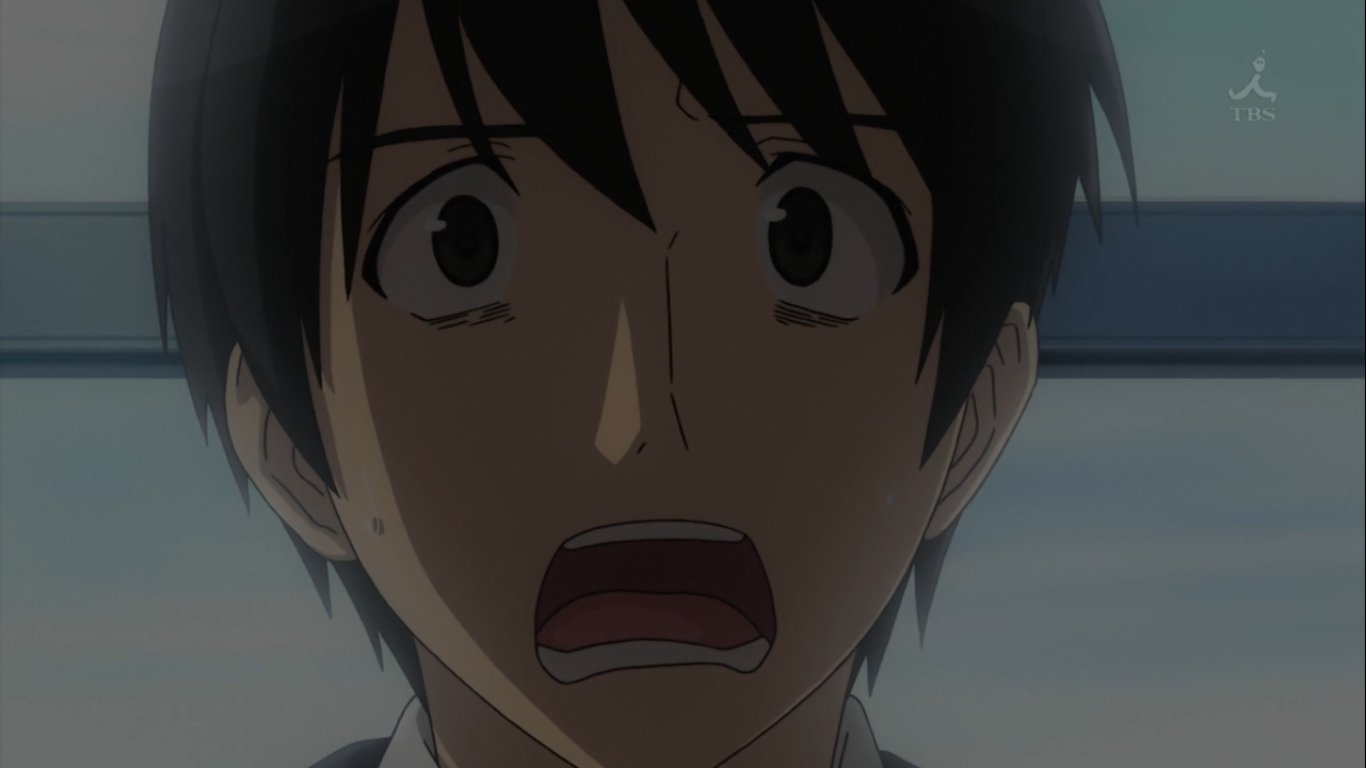 anime scared face Pictures [p. 1 of 250] | Blingee.com