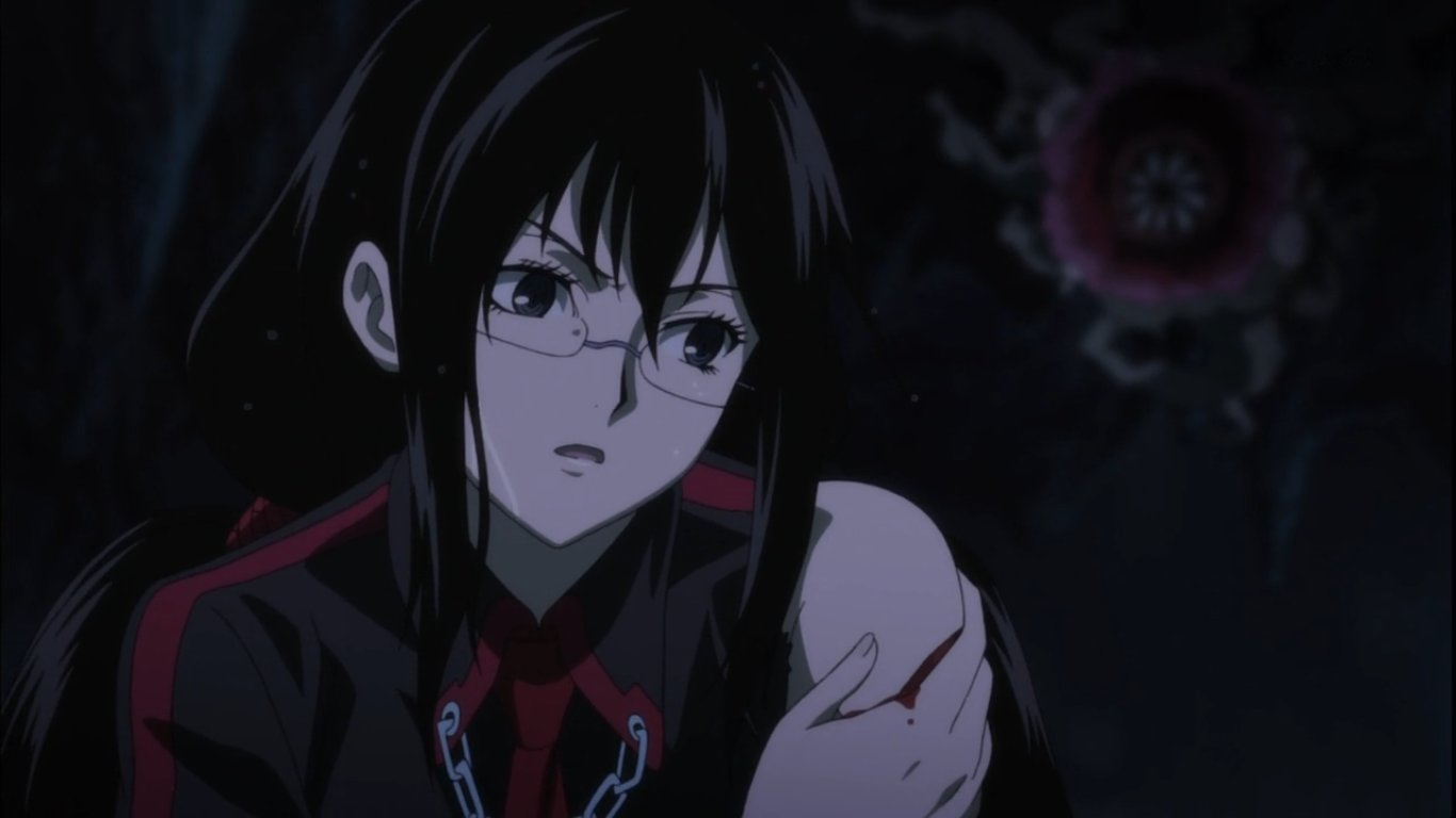 Blood-C - Episode 2 | LuRa's Anime Blog