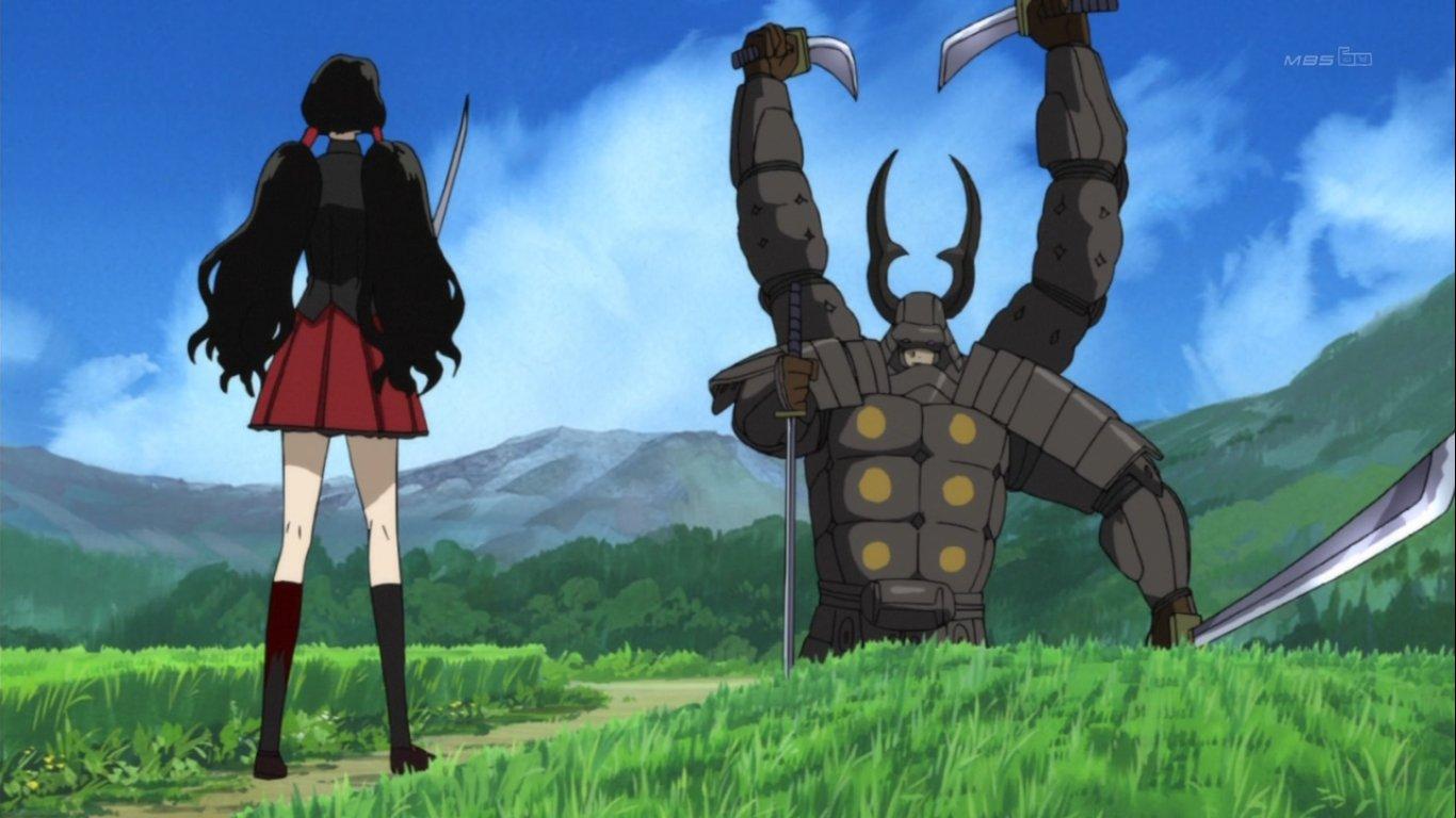 Blood-C - Episode 7   LuRa's Anime Blog