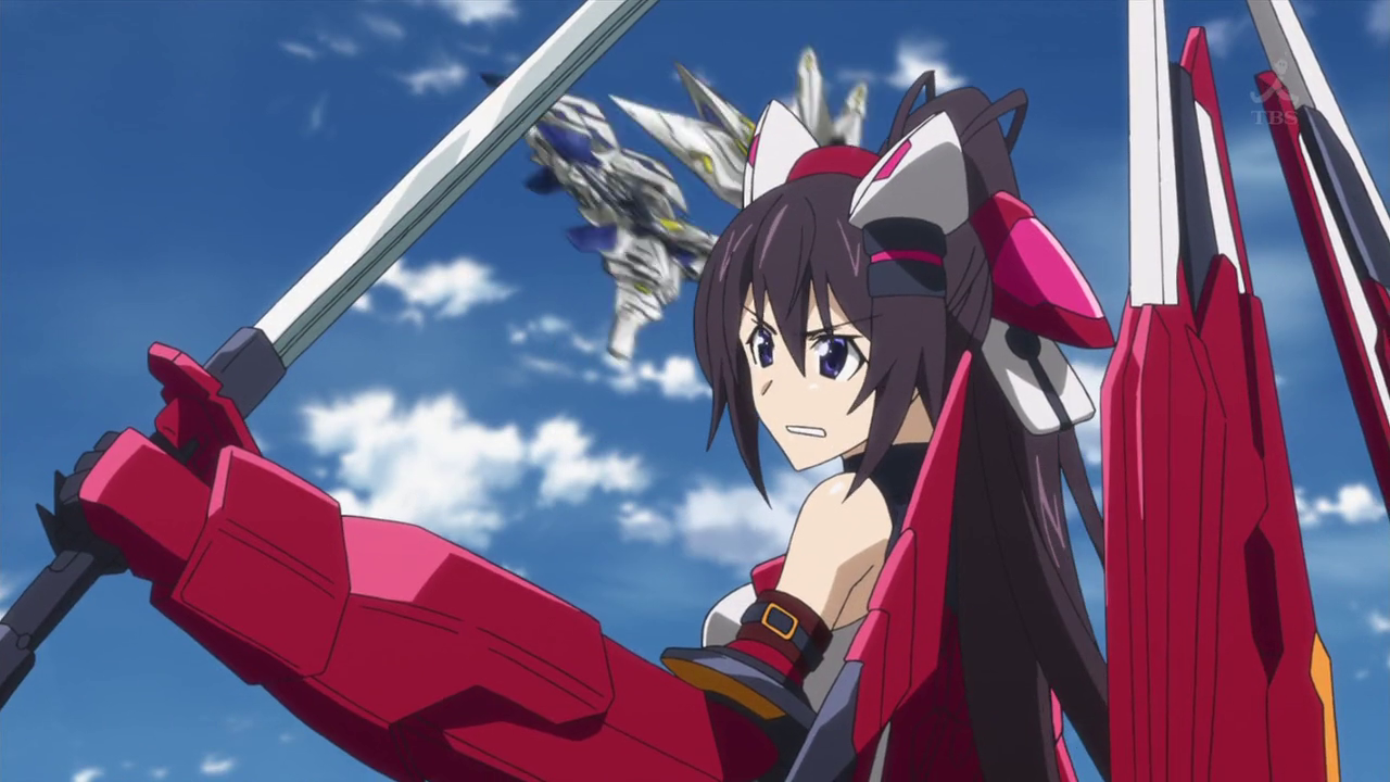 IS Infinite Stratos Episode 11