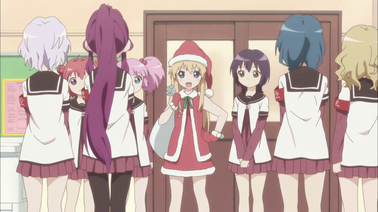 YuruYuri – Episode 7   LuRa\'s Anime Blog