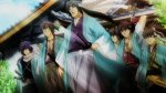 Is it just me, or is Hijikata's face wonky?