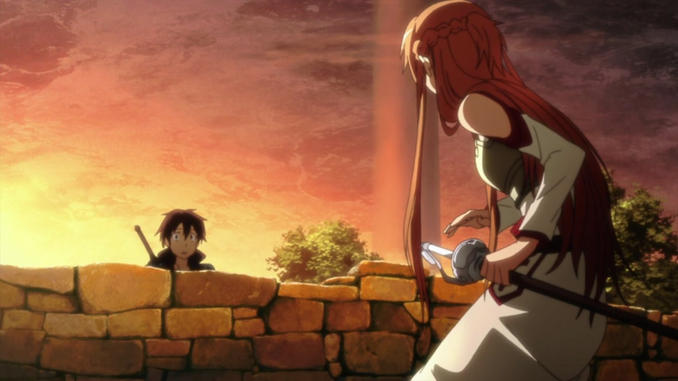 Sword Art Online – Episódio 5