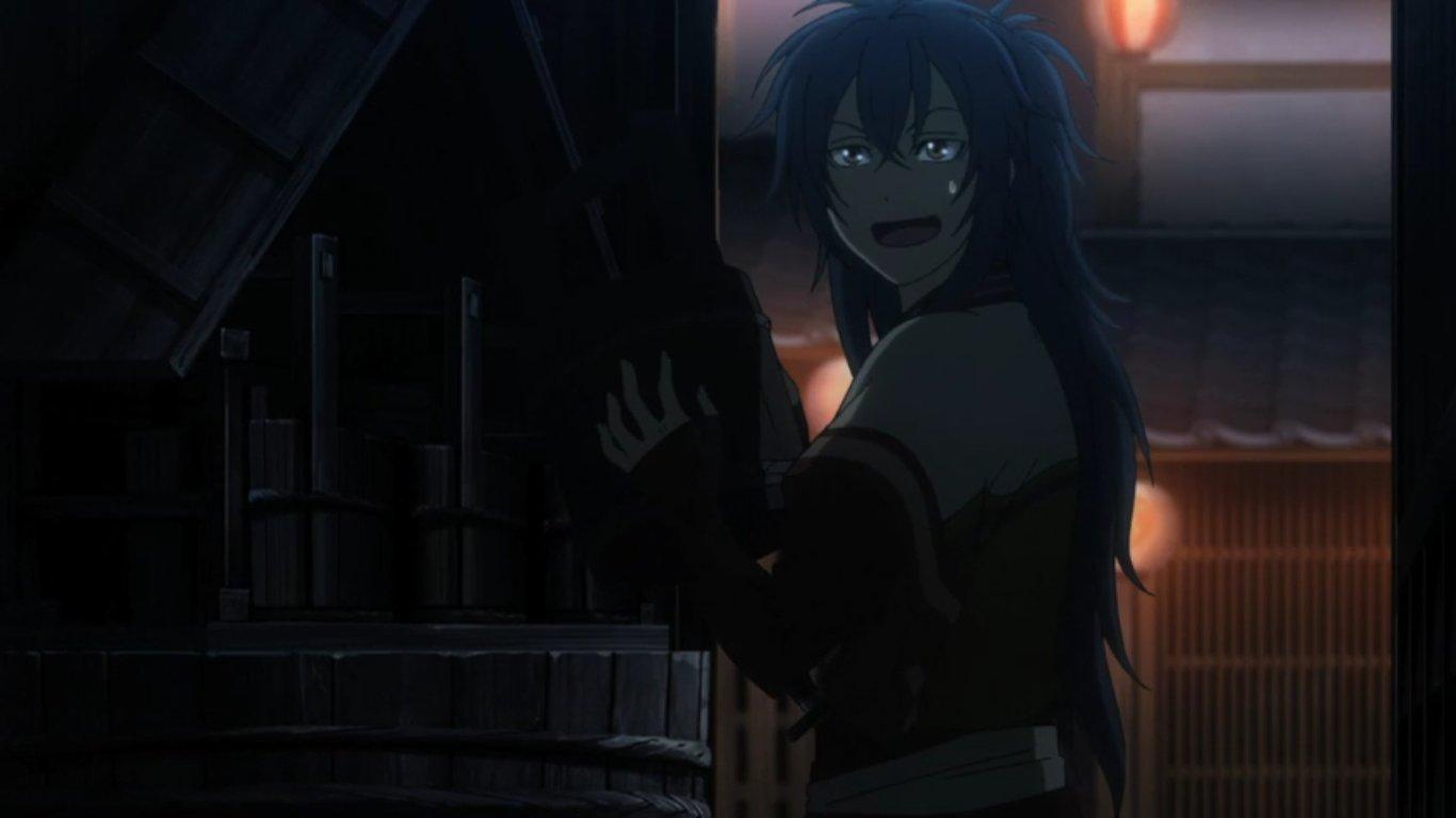 hakuouki reimeiroku � episode 9 luras anime blog