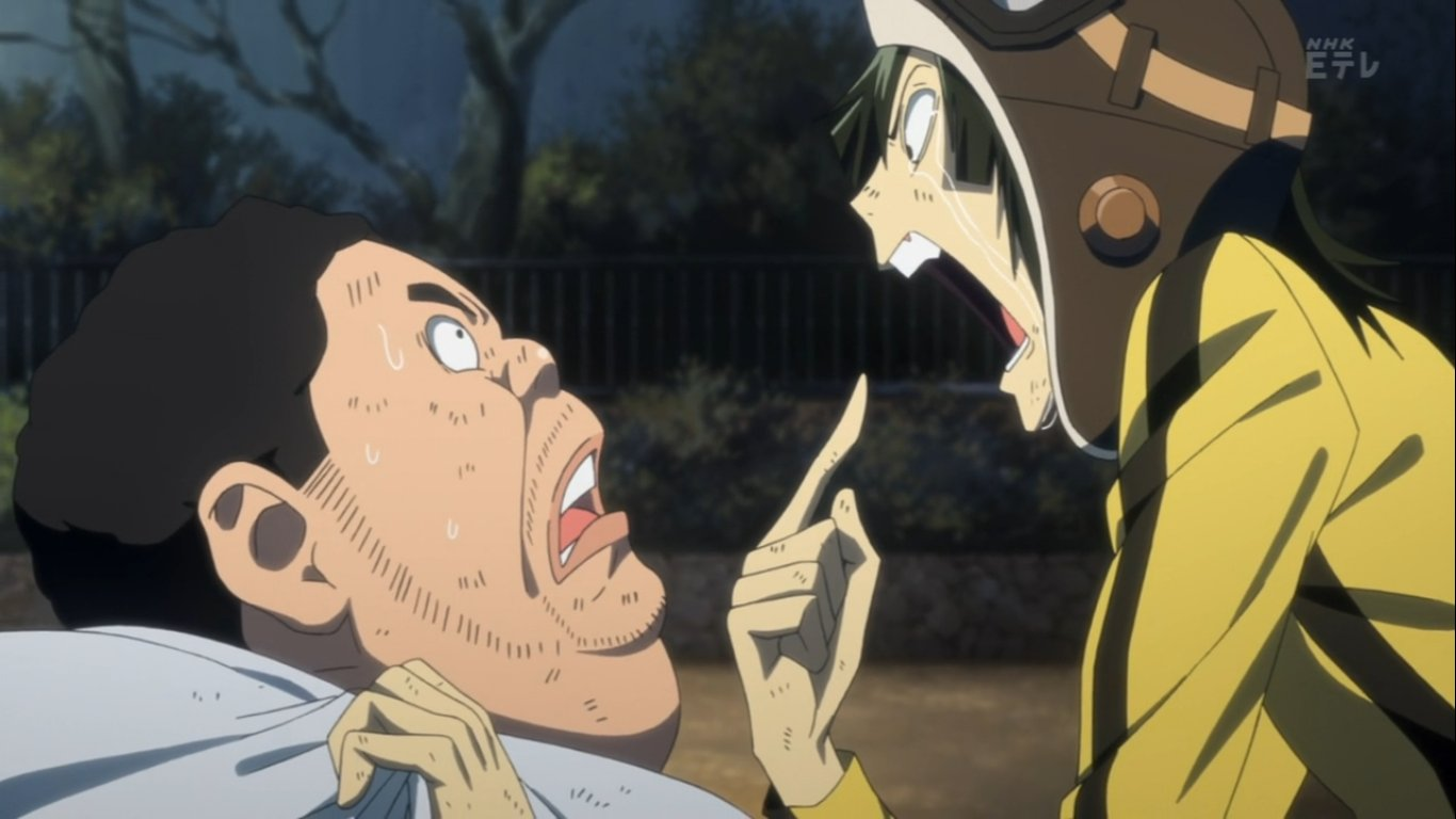 bakuman season 3 episode 21 animefushigi