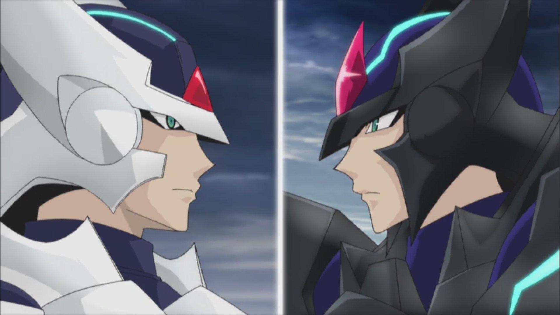 Cardfight!! Vanguard: Legion Mate Hen – Episode 12 [Ride ...
