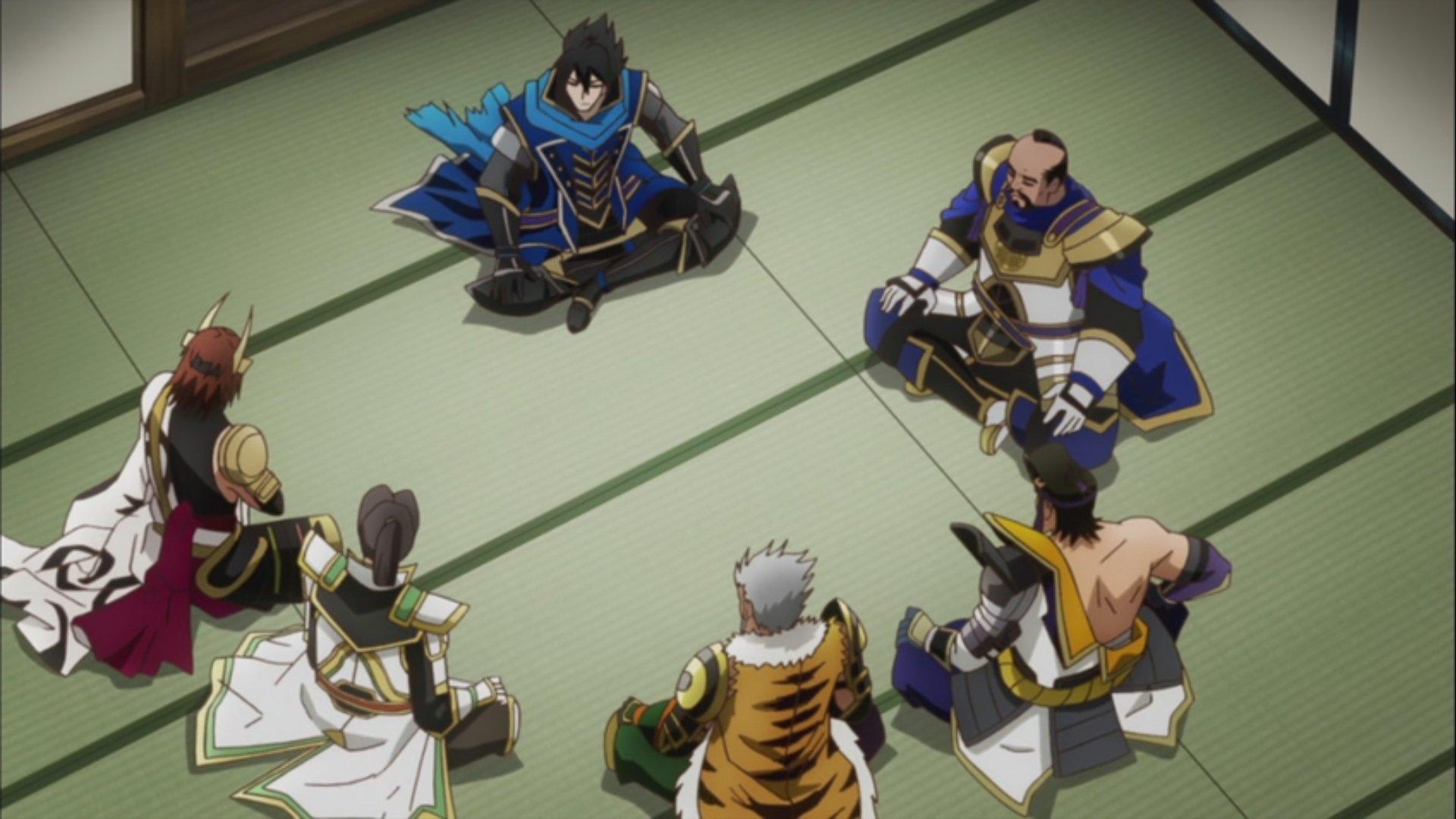 Sengoku Musou – Episode 2 | LuRa's Anime Blog