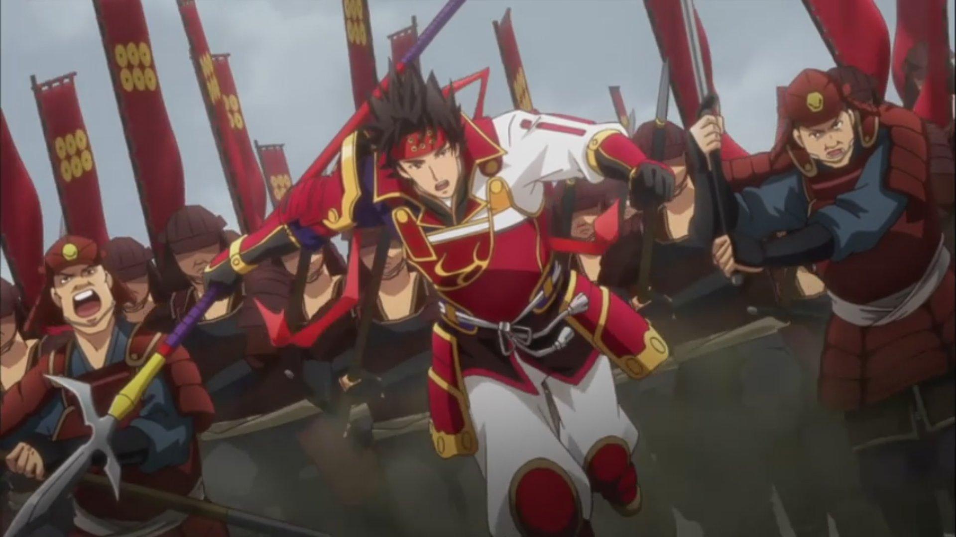 Sengoku Musou – Episode 10   LuRa's Anime Blog