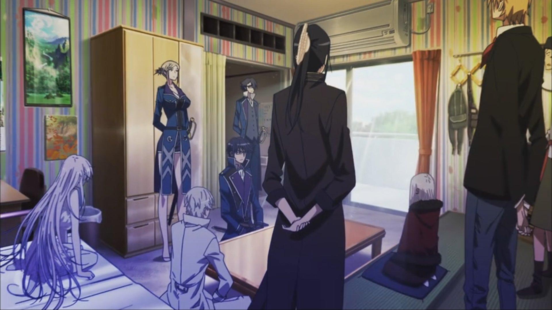 K Return Of Kings Ep 4 4 Lura S Anime Blog