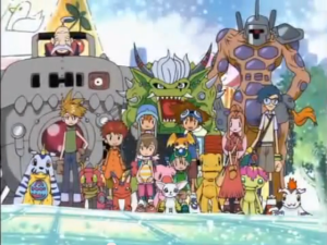 Blog 6th birthday - Digimon